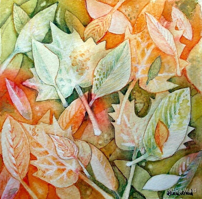 Autumn by Klara Ward