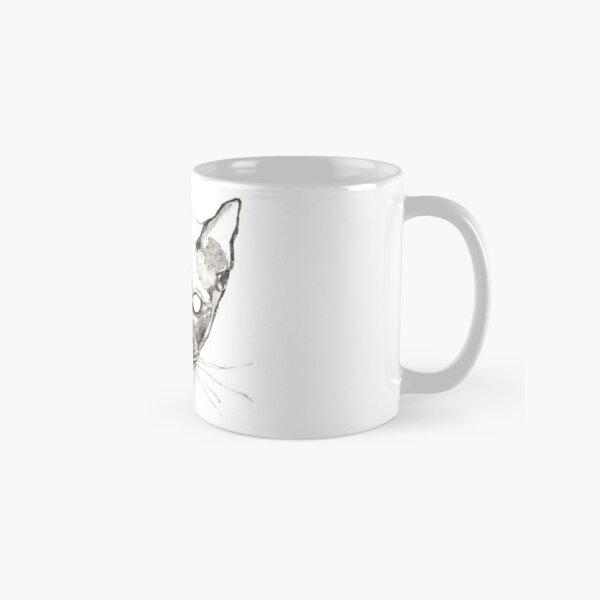 Cat geometric Classic Mug