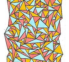 Abstract Triangles by Jacob Anderson