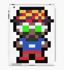 Pixel BD Joe iPad Case/Skin
