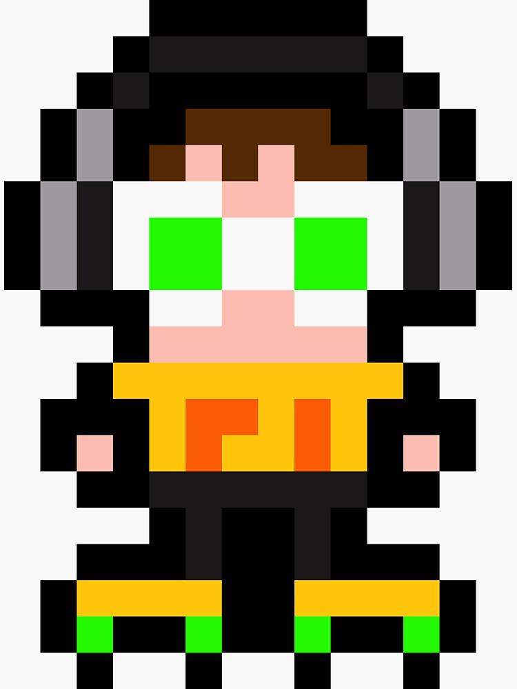 Pixel Beat by ImpishMATT