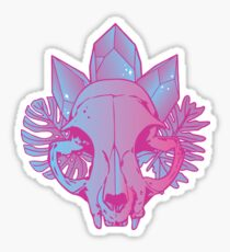 Crystal Magic Sticker