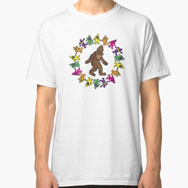 Gratefoot Circle Design Classic T-Shirt