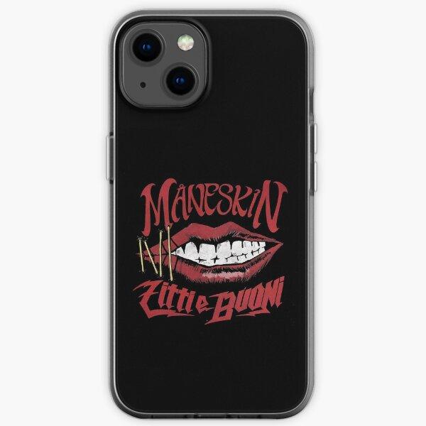 MANESKIN zitti e buoni iPhone Soft Case