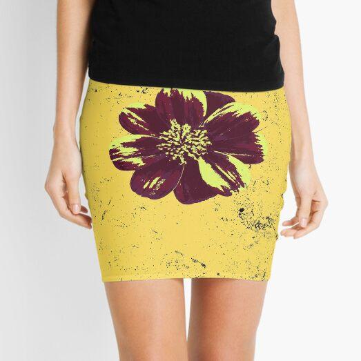 Spoiled Flower Mini Skirt