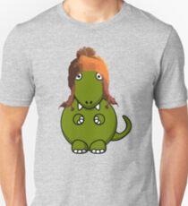 A Dinosaur in Jayne's Hat - Firefly T-Shirt