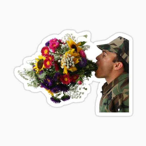 Oratory, Adonis Flores, Contemporary Cuban Art, Cuban Art Sticker