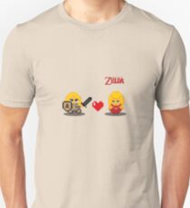 Jaime and Cersei - Zelda Unisex T-Shirt