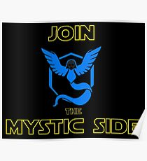 Join The Mystic Side Poster