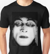 Somnambulist from The Cabinet of Dr Caligari Unisex T-Shirt
