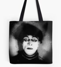Somnambulist from The Cabinet of Dr Caligari Tote Bag