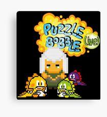 Daenerys - Puzzle Bubble Canvas Print