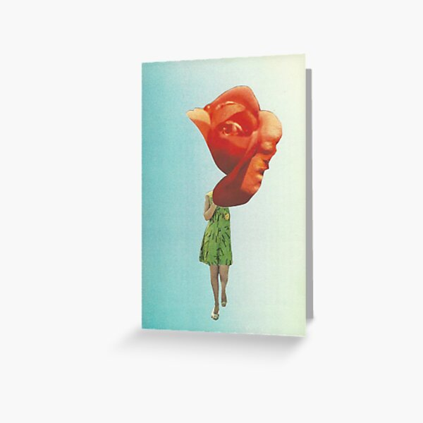 Mystery to Me Greeting Card