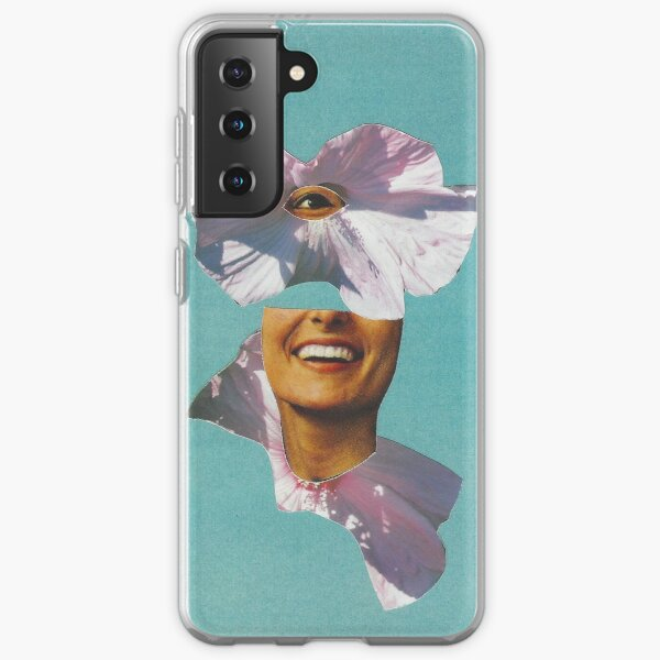 The Clouds are Smiling Samsung Galaxy Soft Case