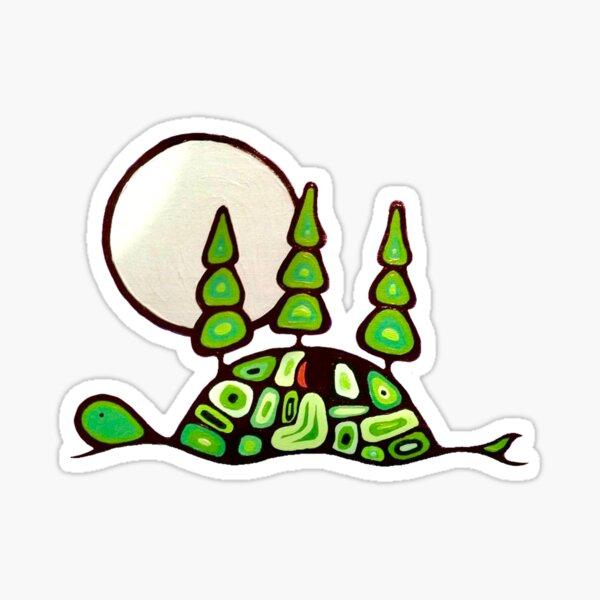 turtle dreams Sticker