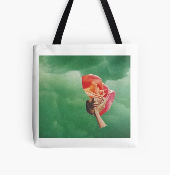 A Petal for Your Thoughts All Over Print Tote Bag