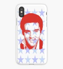ELVIS PRESLEY ON U.S.A. STARS iPhone Case