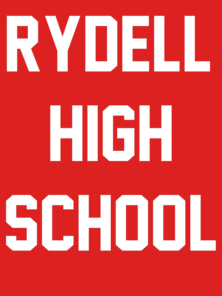 Grease Rydell High School by quimmirabet