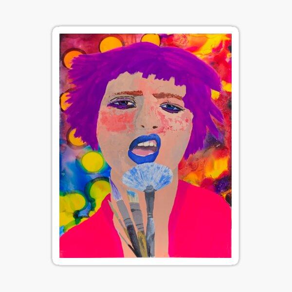 Freud's Envy Sticker