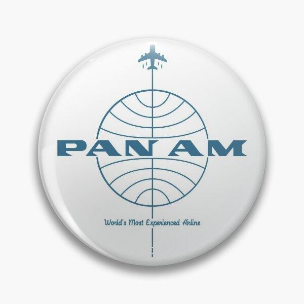 Pan Am Pan American World Airways  Pin