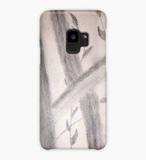 Sumi-E Section Case/Skin for Samsung Galaxy