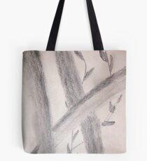 Sumi-E Section Tote Bag