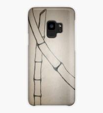 Minimalist Sumi-E Case/Skin for Samsung Galaxy