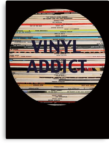 Vinyl Addict records by Iheartrecords