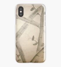 Sumi-E From All Angles iPhone Case/Skin
