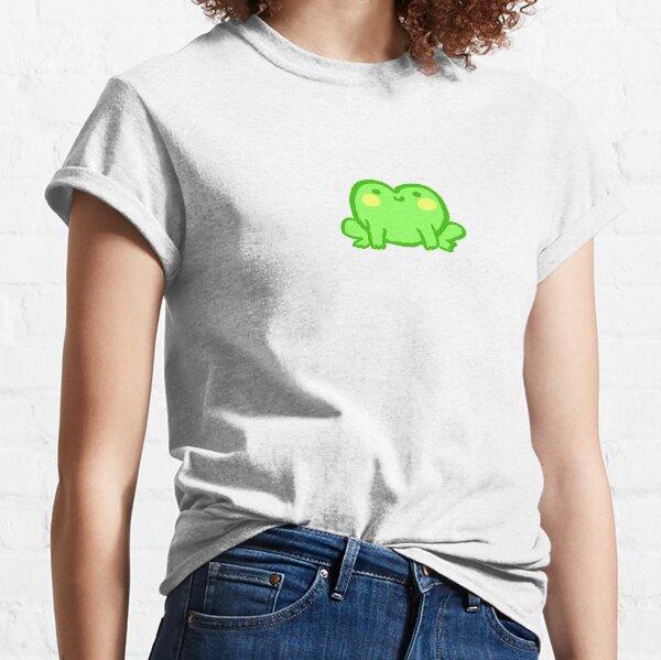 Super Cute Green Frog Classic T-Shirt