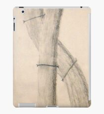 Sumi-E Simplified iPad Case/Skin