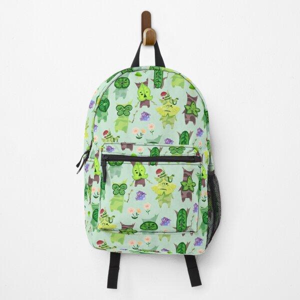 Legend of Zelda Breath of the Wild Korok Pattern Backpack