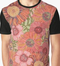 A Daisy Day (Summer, Pale) Graphic T-Shirt