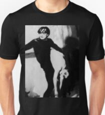 Scene from The Cabinet of Dr Caligari Unisex T-Shirt