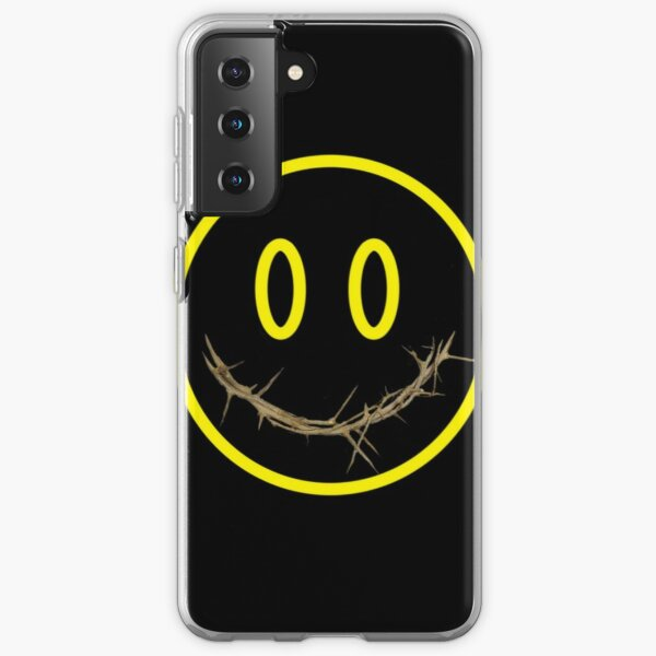 smile through the hard times in life Samsung Galaxy Soft Case