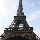 Eiffel Tower 3 by Dimple Dhabalia - Roots in the Clouds