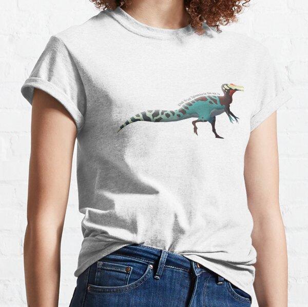 Khok Kruat Spinosaurid specimen SM-KK 14 Classic T-Shirt