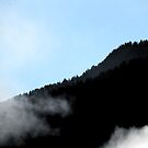 Misty Mountains by Alemay