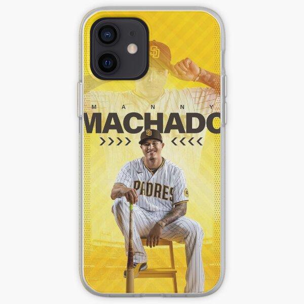 Manny Machado iPhone Soft Case