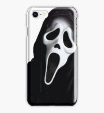 Ghostface iPhone Case/Skin