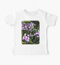 Lilac Daisy Flowers Kids Clothes