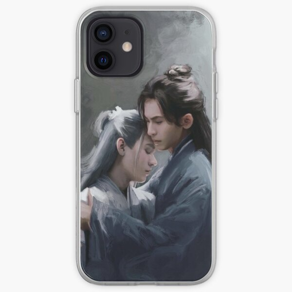 Word of Honor fanart iPhone Soft Case