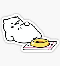Tubbs von Neko Atsume Sticker