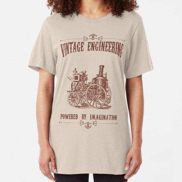 Vintage Engineering Slim Fit T-Shirt
