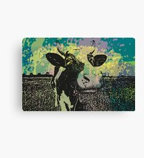BD COW Canvas Print