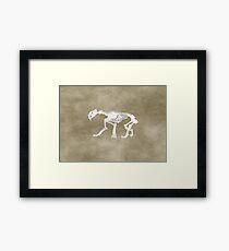 Smilodon Framed Print