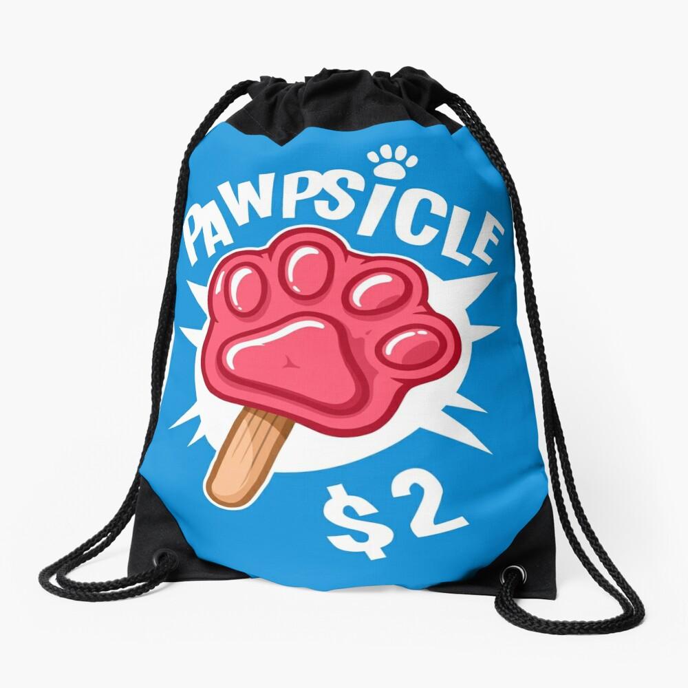 Pawpsicle $2 Drawstring Bag