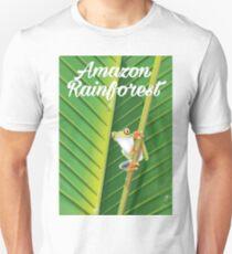 Amazon Rainforest poster Unisex T-Shirt