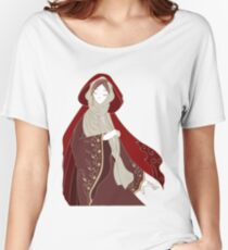 Red Riding Hood Women's Relaxed Fit T-Shirt