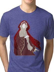 Red Riding Hood Tri-blend T-Shirt